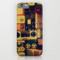 iPhone & iPod Case featuring LISTEN by Ylenia Pizzetti