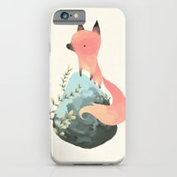 iPhone & iPod Case featuring renardo by yohan sacre