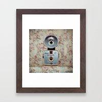 Imperial Satellite 127 Framed Art Print
