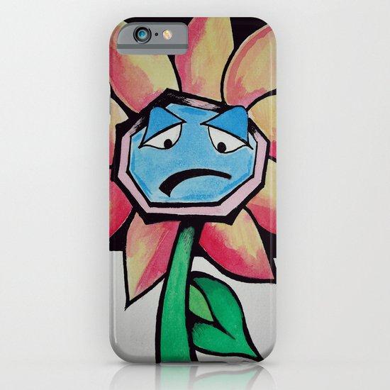 Barry the Bipolar marigold  iPhone & iPod Case
