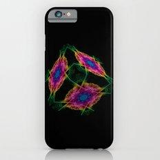 Oriental Smoke 3D Cube Slim Case iPhone 6s