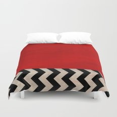 Twin Peaks - Red Room Duvet Cover