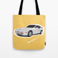 Turbo Driver Tote Bag