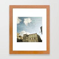 Bordeaux Framed Art Print