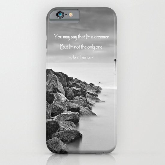 A Dreamer iPhone & iPod Case