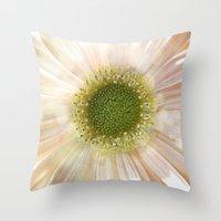 Happy Spring Throw Pillow
