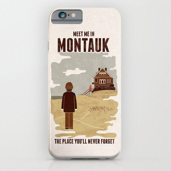 Montauk iPhone & iPod Case