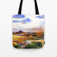 Mountains Of The Southwe… Tote Bag