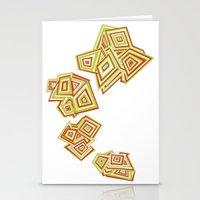Evolving Stationery Cards