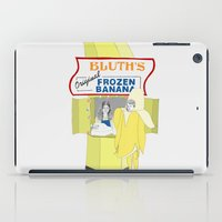 There's Always Money in the Banana Stand. iPad Case