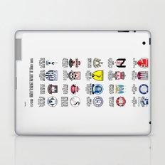 Alternate Football Teams Laptop & iPad Skin