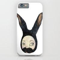 iPhone & iPod Case featuring Rabbit by Paul Matthews