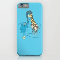 iPhone & iPod Case featuring Snorkeling Buddies by Theo86