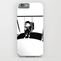 In Space No One Will Push Your Swing iPhone 6s Slim Case