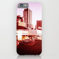 iPhone & iPod Case featuring Trains to Central by Tristan Tait