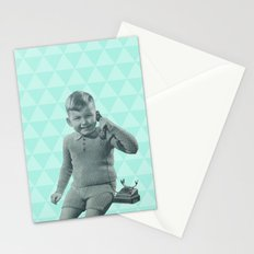 Geometric vintage Stationery Cards