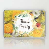 Think Pretty Laptop & iPad Skin