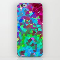 Colourful Abstract. iPhone & iPod Skin