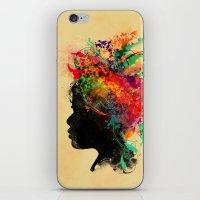 Wildchild iPhone & iPod Skin