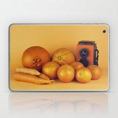 Orange carrots - still life Laptop & iPad Skin