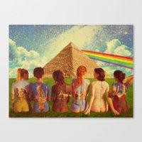 Floyd Canvas Print
