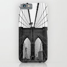 Brooklyn Bridge iPhone 6 Slim Case