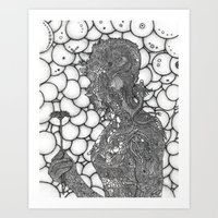 The Beginning Of Love Art Print