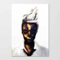 Nik. Canvas Print
