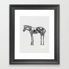 Alcool Framed Art Print