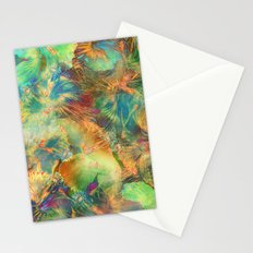 Hibiscus Trumpets #1 Stationery Cards