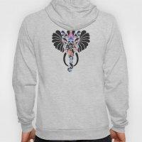 Asian Elephant Hoody