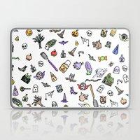 Spooky! Laptop & iPad Skin