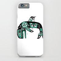 Native American Orca iPhone 6 Slim Case
