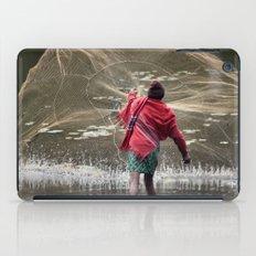 Net Fishing iPad Case