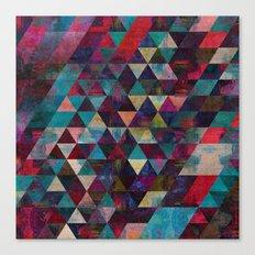 Life Colors Canvas Print