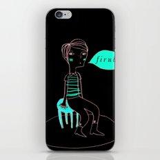 Firulì iPhone & iPod Skin
