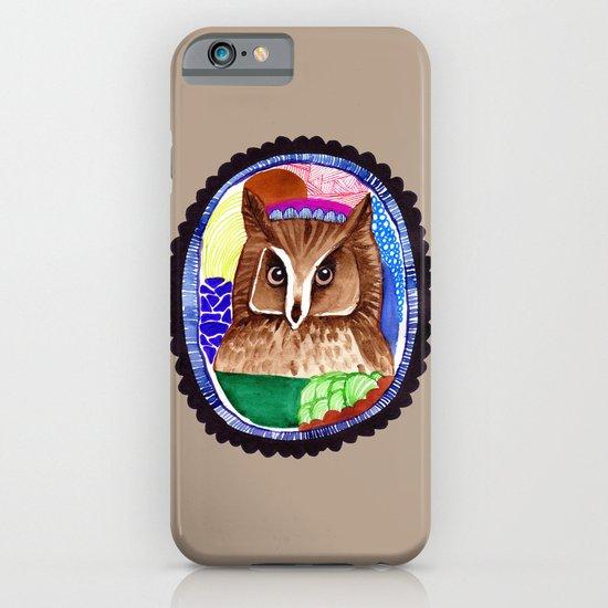 Birdy / Nr. 3 iPhone & iPod Case