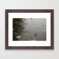 Gravitate Framed Art Print