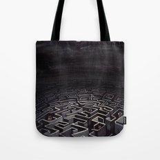 Labyrinth Tote Bag