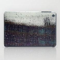 wet  iPad Case