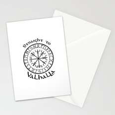 Straight to Valhalla, Vikings Stationery Cards