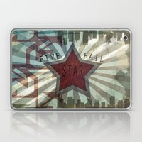 Five Star Fail. Laptop & iPad Skin