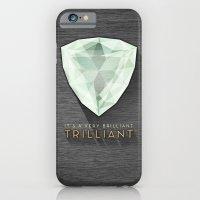 iPhone & iPod Case featuring Trilliant by Grafiskanstalt