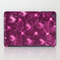 Girl in Love iPad Case