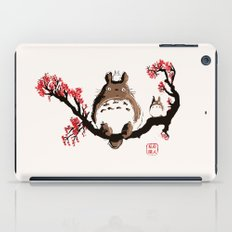 My neighbour art iPad Case