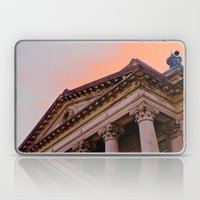 Courthouse Morning Laptop & iPad Skin