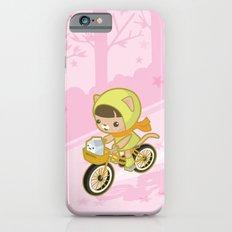 Blossom Ride Slim Case iPhone 6s