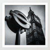 London I Art Print