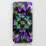 Colorful Tie Dye Abstrac… iPhone 6 Slim Case