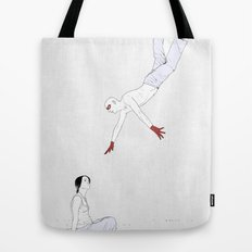 rescue party Tote Bag